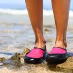 Badeschuhe fürs Meer – beim Schnorcheln