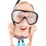 Taucherbrille beschlägt – 4 Tricks beim Schnorcheln