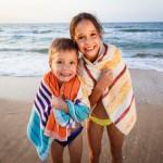 Mikrofaser Handtuch Test – schnell trocken am Strand