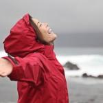Regenjacke Test (© Maridav/fotolia)