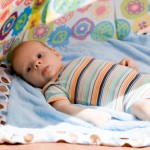 Strandmuschel Baby (©mbt studio/fotolia)