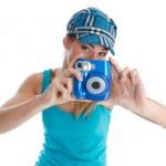 Polaroid Kamera Test (©JeanetteDietl/fotolia)