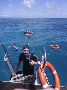 ocean freedom upolu cay reef