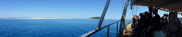 langford reef australien