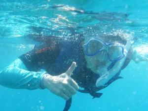 mares x-vision unterwasser