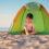 Der beste Sonnenschutz Strand – gegen Wind & UV Strahlen